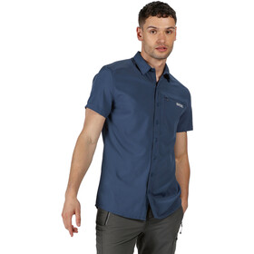 Regatta Kioga II T-Shirt Heren, dark denim